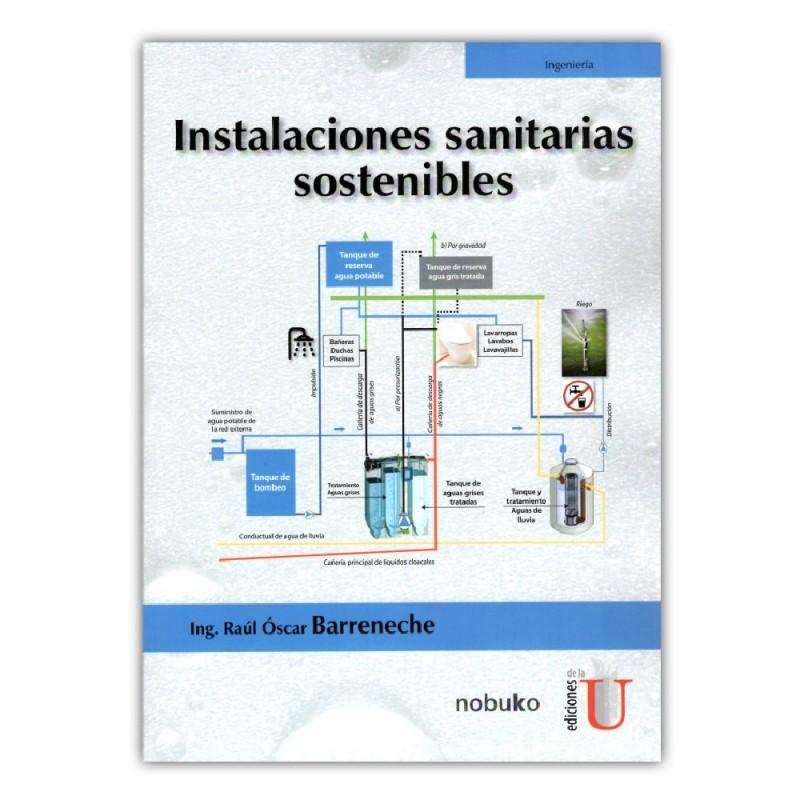 Raul Barreneche: Comprar Libro Instalaciones Sanitarias Sostenibles