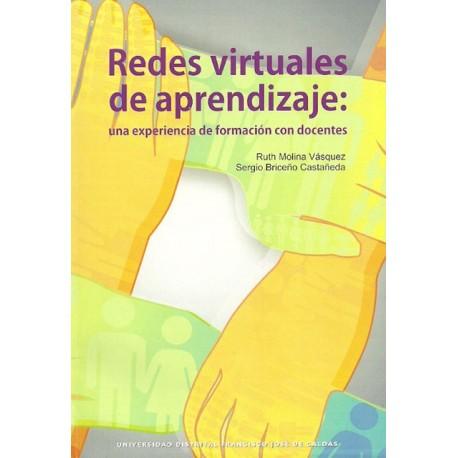 Libro Redes virtuales de aprendizaje. Una experiencia de formación con docentes