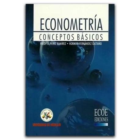 Econometría. Conceptos básicos – Universidad de Medellín