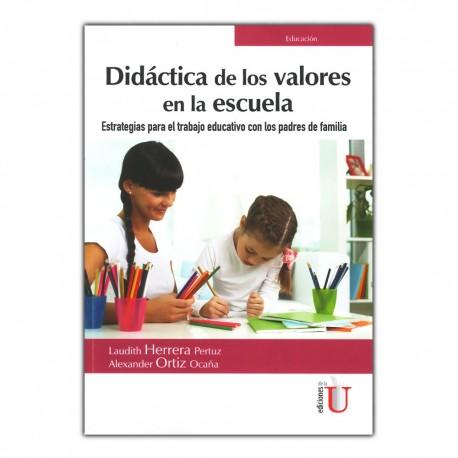 Didáctica de los valores en la escuela
