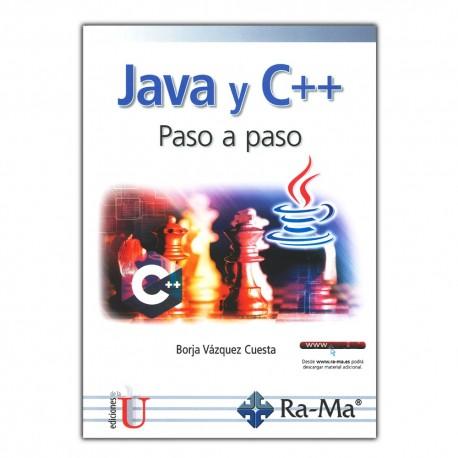 Comprar libro Java y C++  Paso a paso