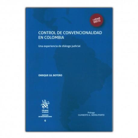 Control de convencionalidad en Colombia. Una experiencia de dialogo judicial