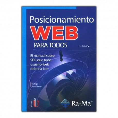 Posicionamiento web para todos. El manual sobre SEO que todo usuario web debería leer