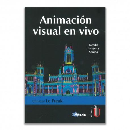 Animación visual en vivo