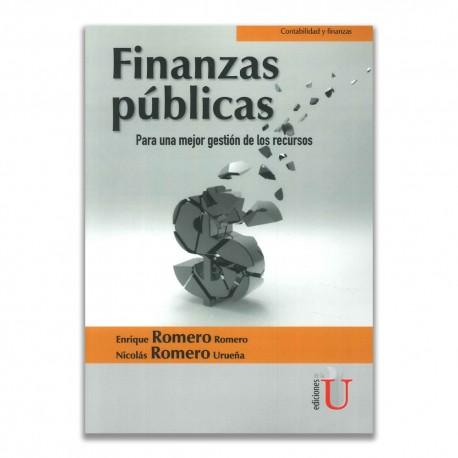 Finanzas públicas. Para una mejor gestión de los recursos