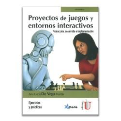 Proyectos de juegos y entornos interactivos. Producción, desarrollo e implementación