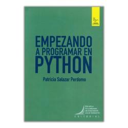 Empezando a programar en Python