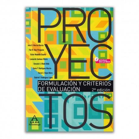 Proyectos. Formulación y criterios de evaluación