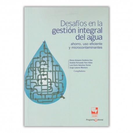 Desafíos en la gestión integral del agua
