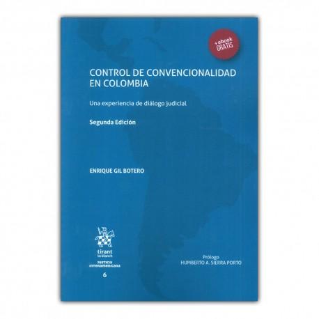 Control de convencionalidad en Colombia. Segunda edición