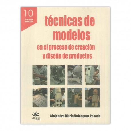 Técnicas de modelos en el proceso de creación y diseño de productos
