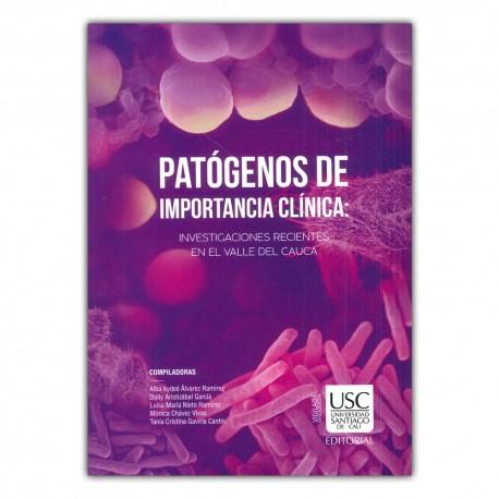 Patógenos de importancia clínica: investigaciones recientes en el Valle del Cauca