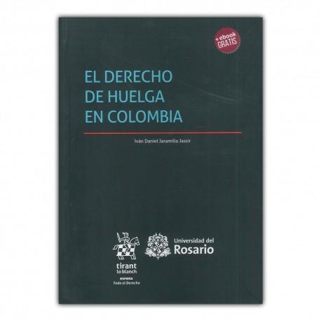 El derecho de huelga en Colombia