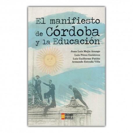 El manifiesto de Córdoba y la educación.