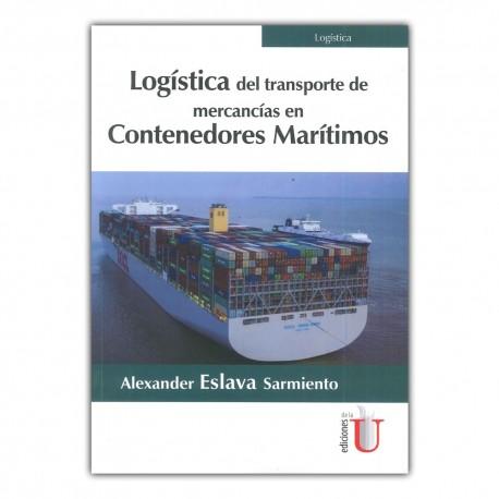 Logística del transporte de mercancías en contenedores marítimos