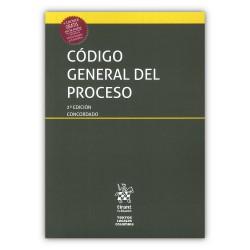 Código general del proceso. Segunda edición