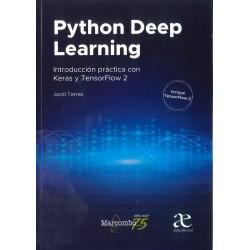 Python Deep Learning. Introducción práctica con Keras y TensorFlow 2