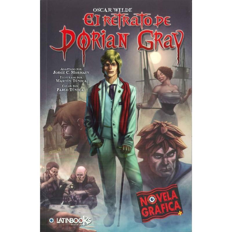 El Retrato De Dorian Gray Novela Gráfica