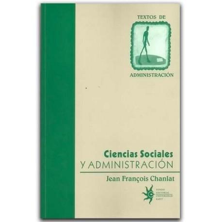 Ciencias Sociales y Administración – Jean Francois Chanlat – Universidad EAFIT