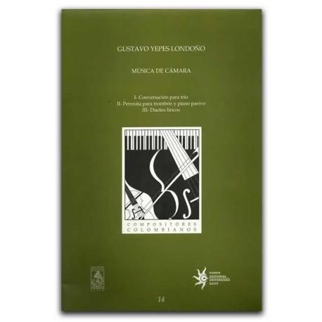 Música de Cámara – Luis Gustavo Yepes Londoño – Universidad EAFIT