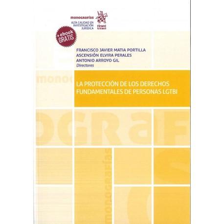 La protección de los derechos fundamentales de personas LGTBI