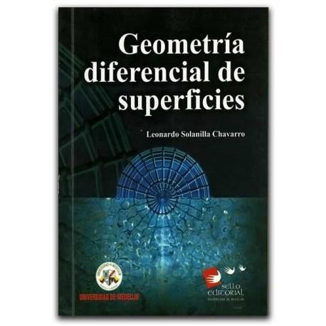 Geometría diferencial de superficies – Leonardo Solanilla Chavarro – Universidad de Medellín