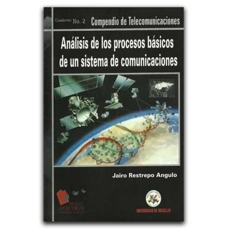 Compendio de telecomunicaciones 2 – Jairo Restrepo Angulo – Universidad de Medellín