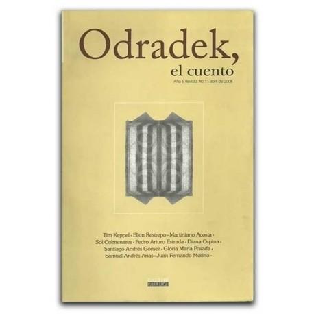 Odradek, el cuento. Año 6 No. 11 – Hombre Nuevo Editores