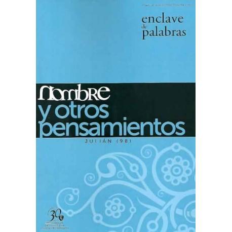 Libro Enclave de palabras. No. 4.