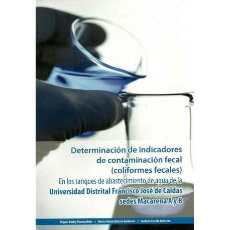 Libro Determinación de indicadores de contaminación fecal