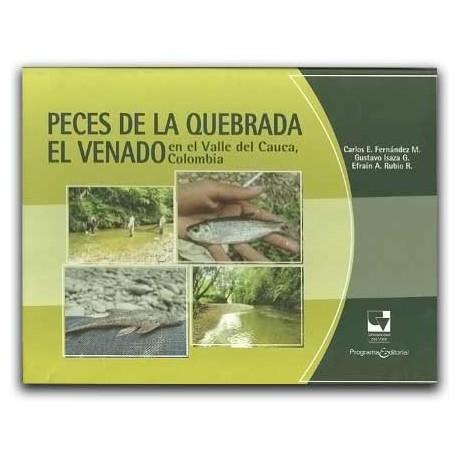 Peces de la quebrada el venado en el valle del Cauca, Colombia - Universidad del Valle