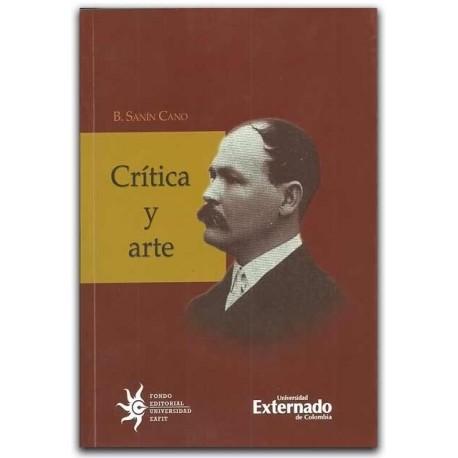 Crítica y arte - B. Sanín Cano - Universidad EAFIT