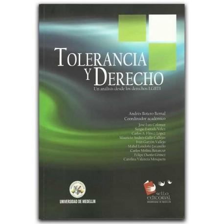 Tolerancia y derecho. Un análisis desde los derechos LGBTI- Universidad de Medellín
