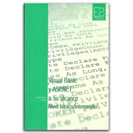 Visual Basic y ASP.NET a su alcance. Nivel básico/intermedio - Carlos Alberto Vanegas - Universidad Distrital Francisco José de