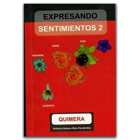Expresando sentimientos 2– Victoria Helena Ríos Fernández - Hombre Nuevo Editores