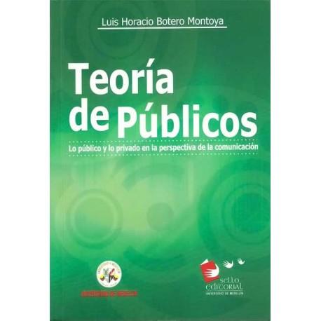 Libro Teoría de públicos.