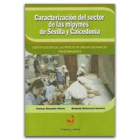 Caracterización del sector de la mipymes de Sevilla y Caicedonia –Universidad del Valle