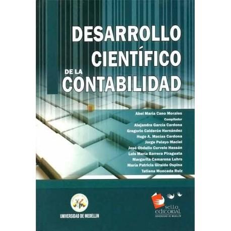 Libro Desarrollo científico de la contabilidad