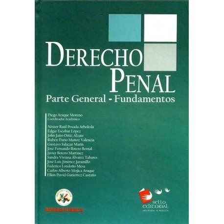 Libro Derecho Penal. Parte general - Fundamentos