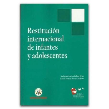 Restitución internacional de infantes y adolescentes - Universidad de Medellín