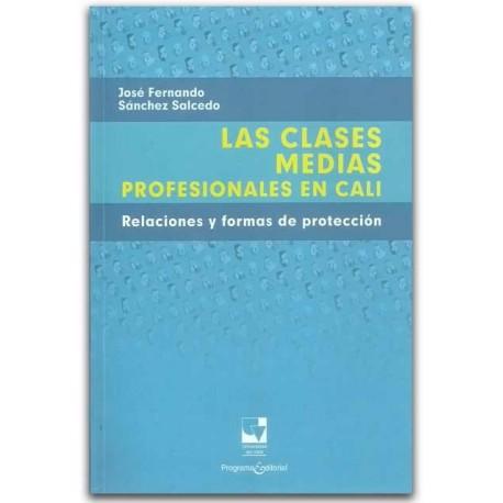 Las clases medias profesionales en Cali. Relaciones y formas de protección - José Fernando Sánchez Salcedo - Universidad del Va
