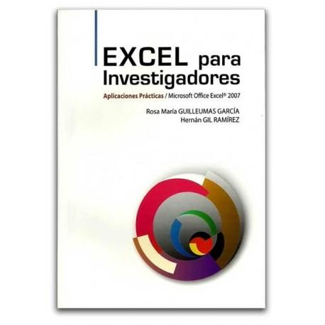 Excel para investigadores, aplicaciones prácticas -Universidad Tecnológica de Pereira