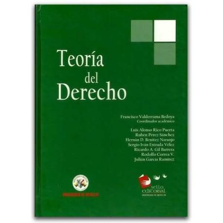 Teoría del derecho. 3ª Edición