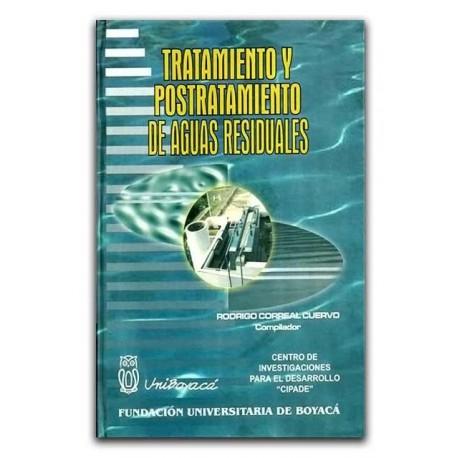 Libro Tratamiento y postratamiento de aguas residuales
