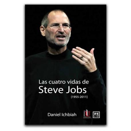 Libro Las cuatro vidas de steve jobs