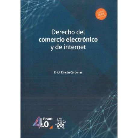 Derecho del comercio electrónico y de internet