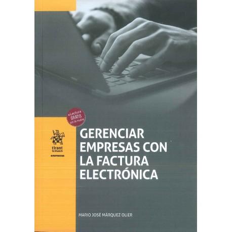 Gerenciar empresas con la factura electrónica