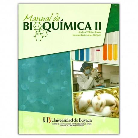 Manual de bioquímica II