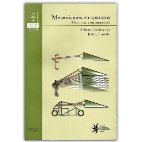 Caratula Mecanismos en aparatos. Máquinas e instrumentos