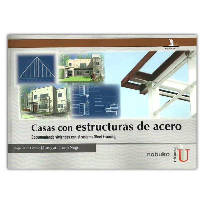 Comprar libro casas con estructuras de acero - Estructuras de acero para casas ...